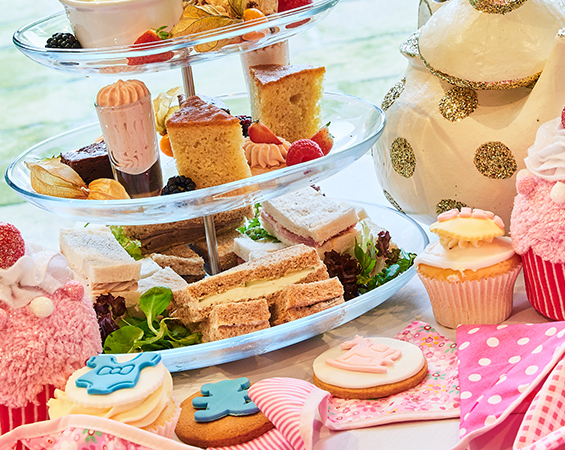 Baby Shower-afternoon tea