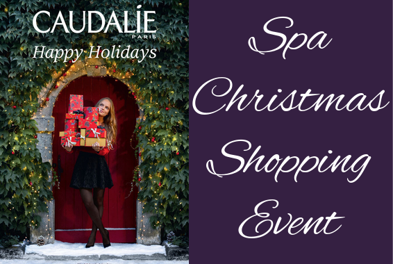 Spa Christmas Shopping Event