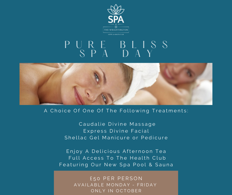 Pure Bliss Spa Day